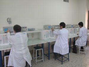 ست آزمایشگاهی الکترونیک صنعتی